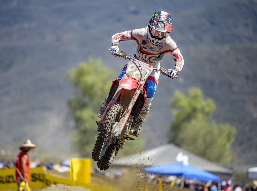 The Fox Raceway 1 National round of the 2021 Lucas Oil AMA Pro Motocross Championship.