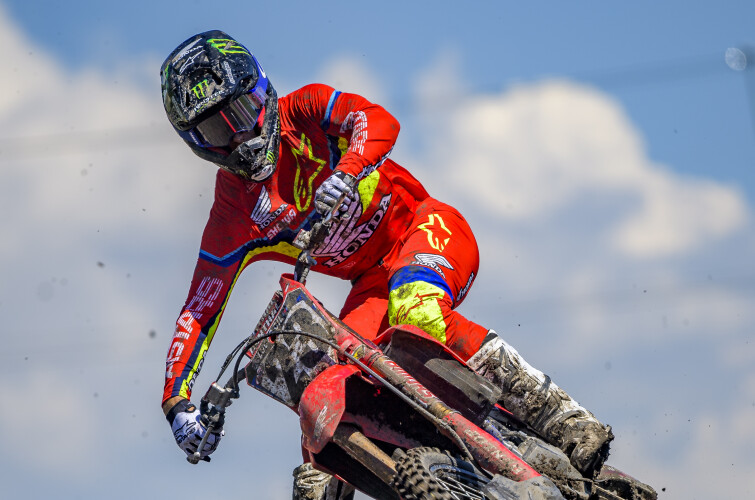 Image from the Toyota Thunder Valley National, Round 2 of the 2021 Lucas Oil Pro Motocross Championship