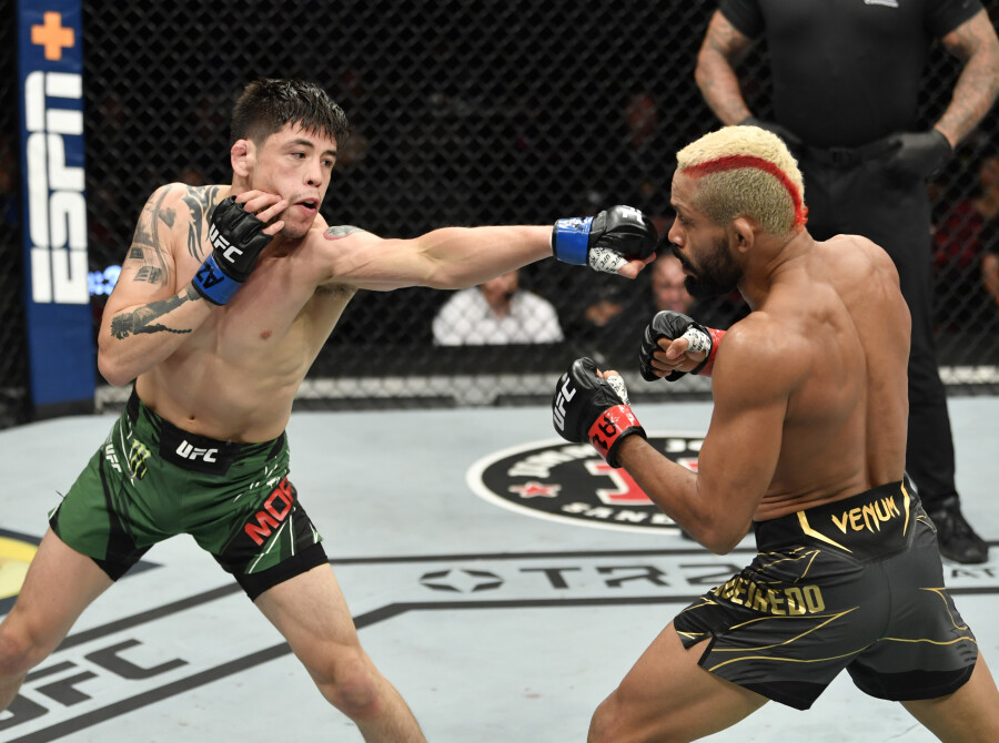 UFC 263: Adesanya vs. Vettori 2 was a mixed martial arts event produced by the Ultimate Fighting Championship that took place on June 12, 2021 at the Gila River Arena in Glendale, Arizona, United States.