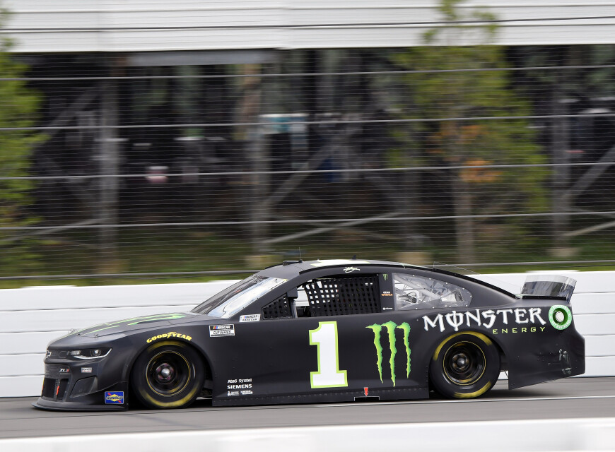 Images from the 2021 NASCAR event in Pocono, Pennsylvania