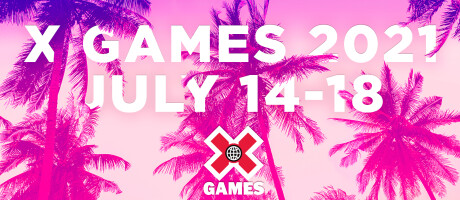 X Games approved image for events page on website.