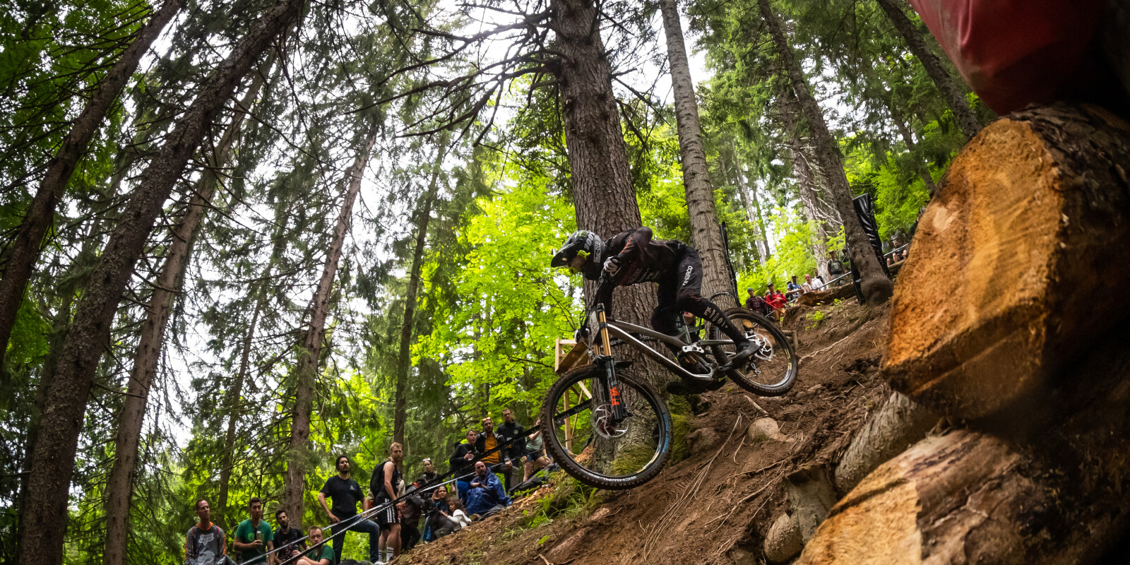 Finals images from World Cup Rd 2