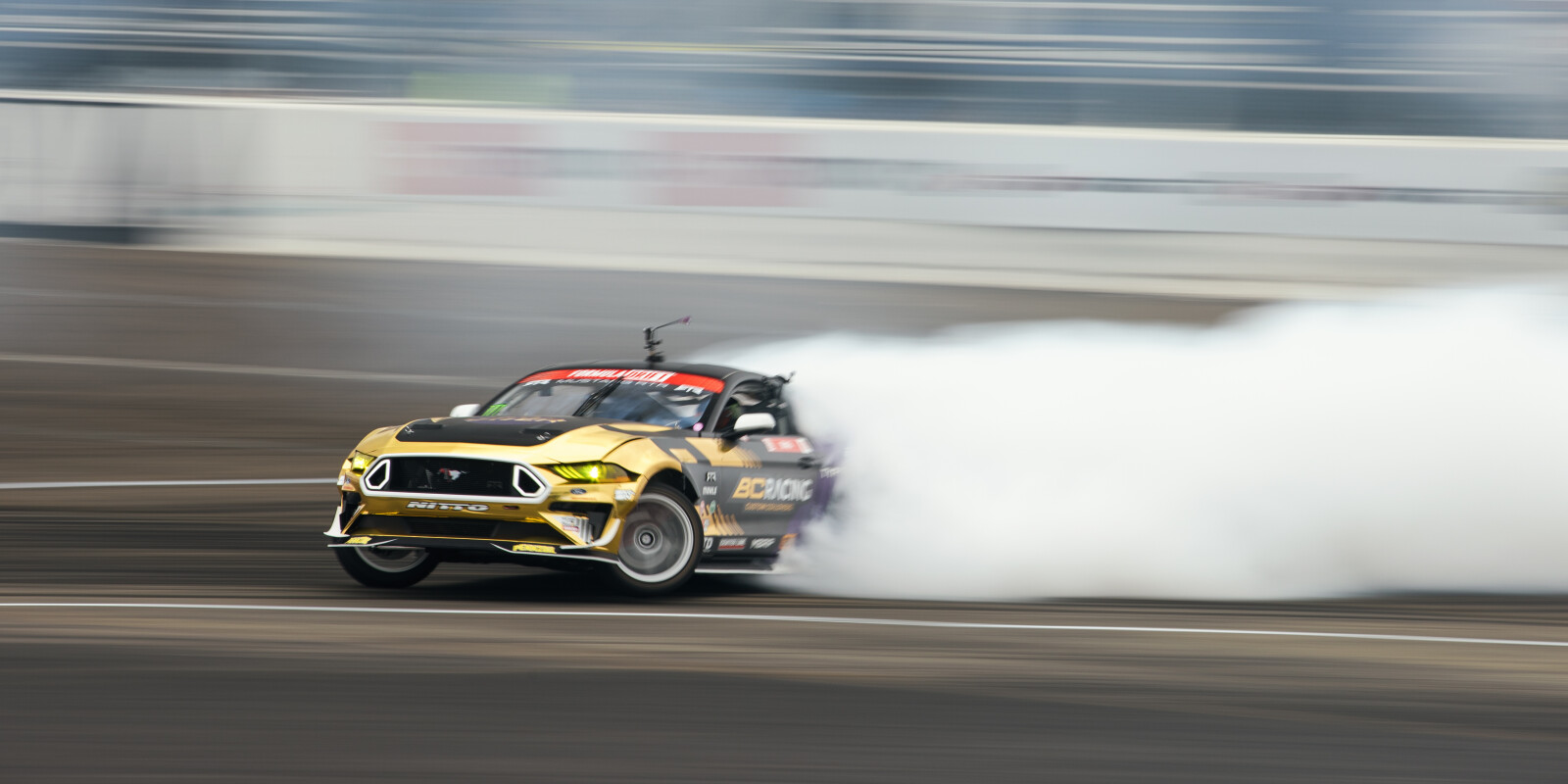Images from the 2021 Formula Drift event in Erie, Pennsylvania