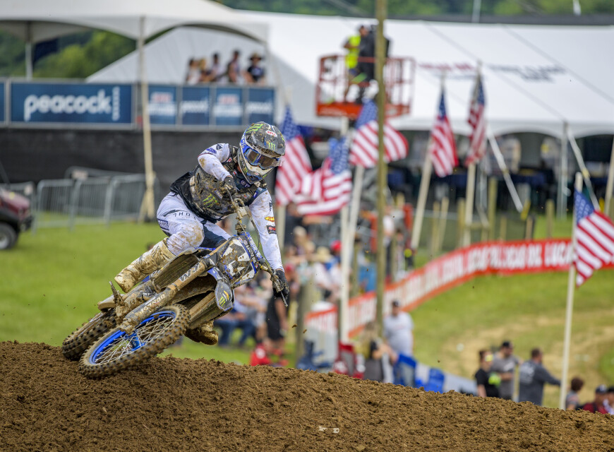 Images from the 2021 Lucas Oil Pro Motocross Championship, racing resumed on Saturday in Mt. Morris, Pennsylvania for the High Point National.