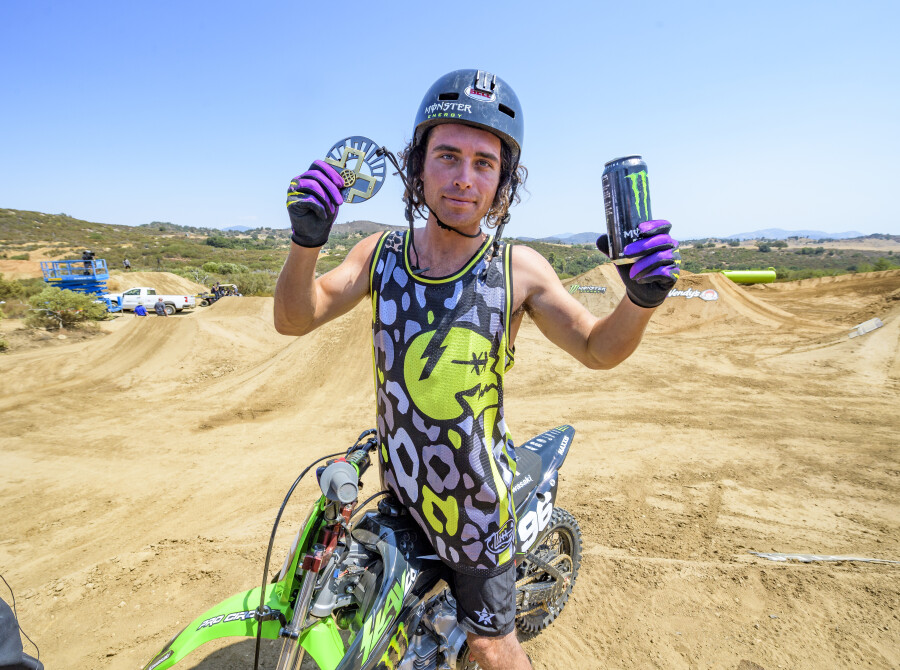 Assets from XGames 2021 Moto in Ramona California