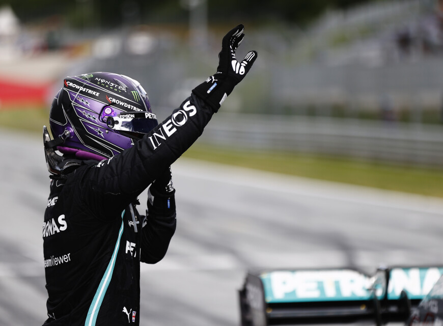 Images from rounds 8 and 9 of the 2021 Formula 1 World Championship