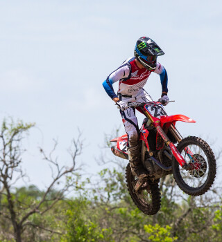 """Introducing """"Two Three"""", an inside look at the life of professional Supercross and motocross athlete Chase Sexton."""