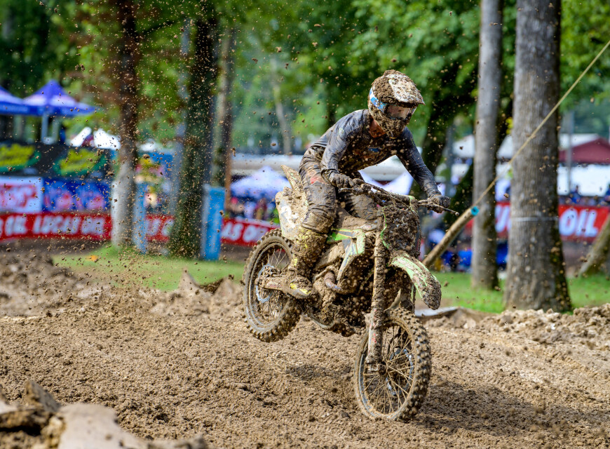 Images from the opening round of the 2020 Lucas Oil Pro Motocross championship round 2 from the Loretta Lynn Ranch in Hurricane Mills, Tennessee