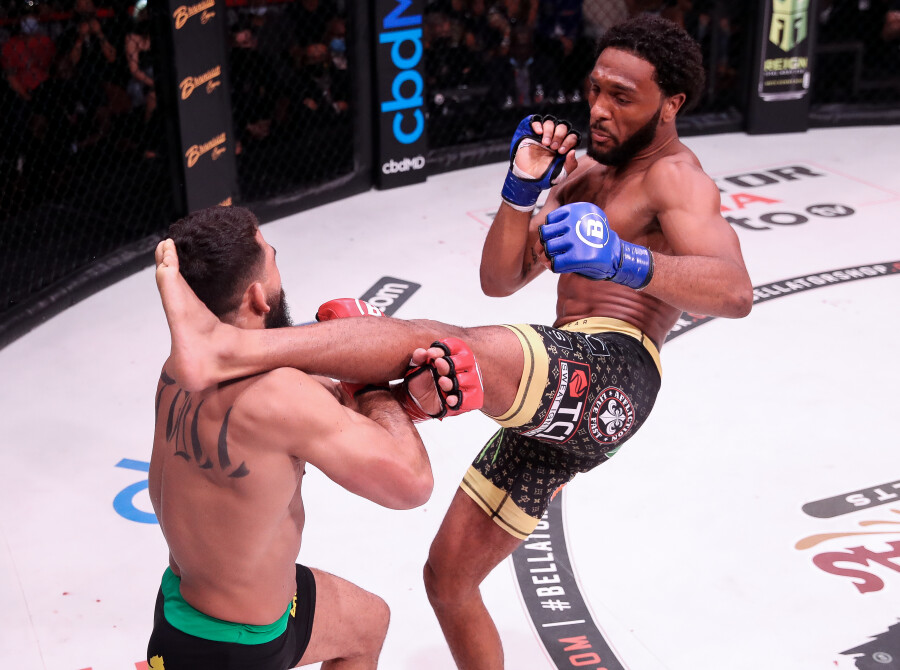 Images from the Bellator 263 event in Los Angeles, California
