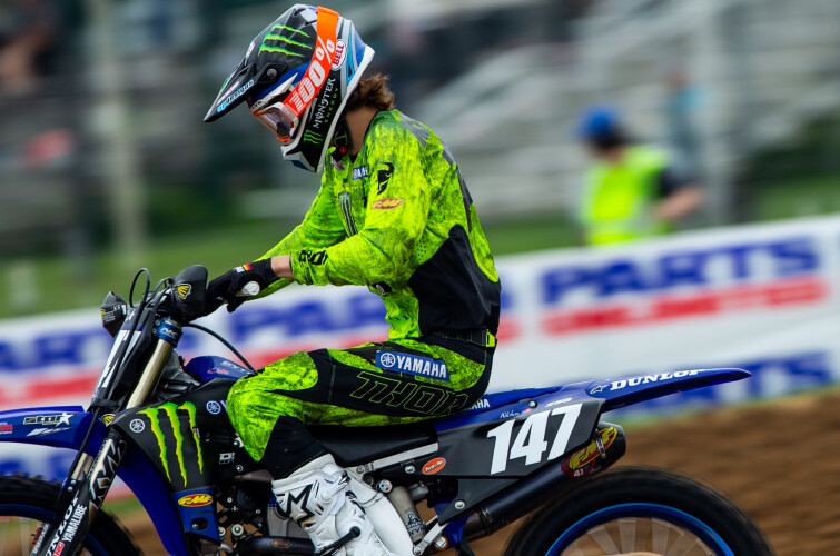 Assets from Monster Army athletes at Freestone National