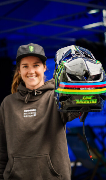Camille Balanche joins the Monster Energy team