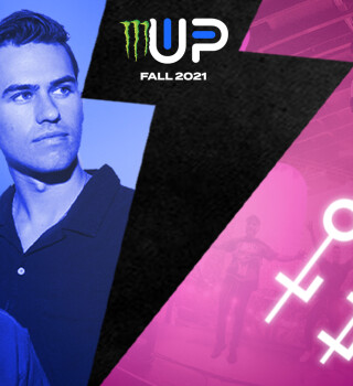 Photo assets for the announcement of the Fall 2021 Up and Up festival with Loud Luxury