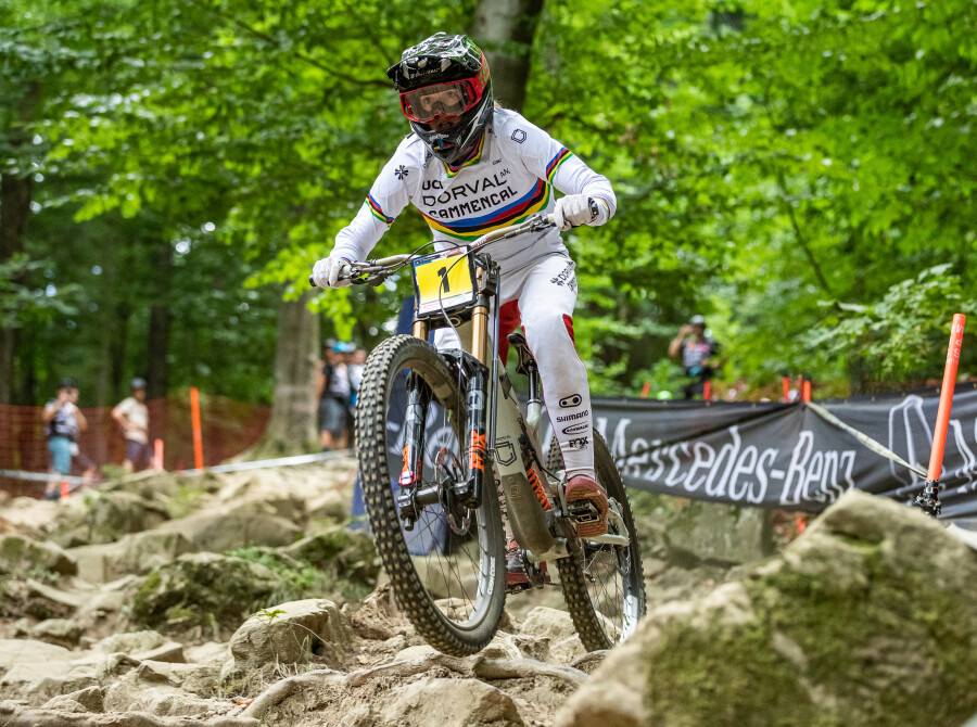 Images from Mercedes-Benz UCI Mountain Bike World Cup in Maribor, Slovenia