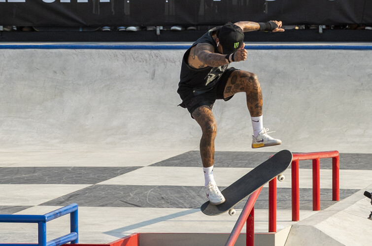Images from the 2021 Street League Series in Salt Lake City