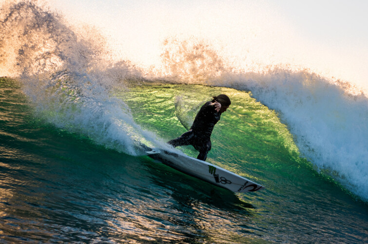 """The WSL Championship Tour is back in Western Australia. Some might ask, """"Why?"""" and it'd be a fair question. Main Break Margaret River is notoriously slow and the abundance of sharks in the area has caused more than a few nightmares, heat delays and even l"""