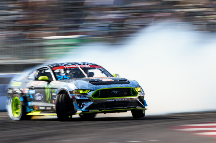 Images from the 2021 Formula Drift in Long Beach
