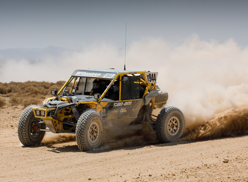 The Best In The Desert Racing Association is an American desert off-road racing association, based out of Las Vegas, Nevada.