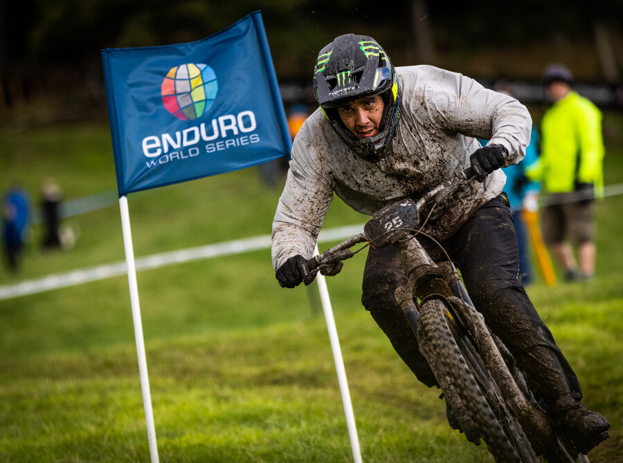 The Enduro World Series returns to Innerleithen in the Tweed Valley, from the 30th Sept - 3rd Oct with a Festival that promises to be the UK's biggest celebration of international mountain biking in 2021. Full information on tweedvalley.enduroworldseries.