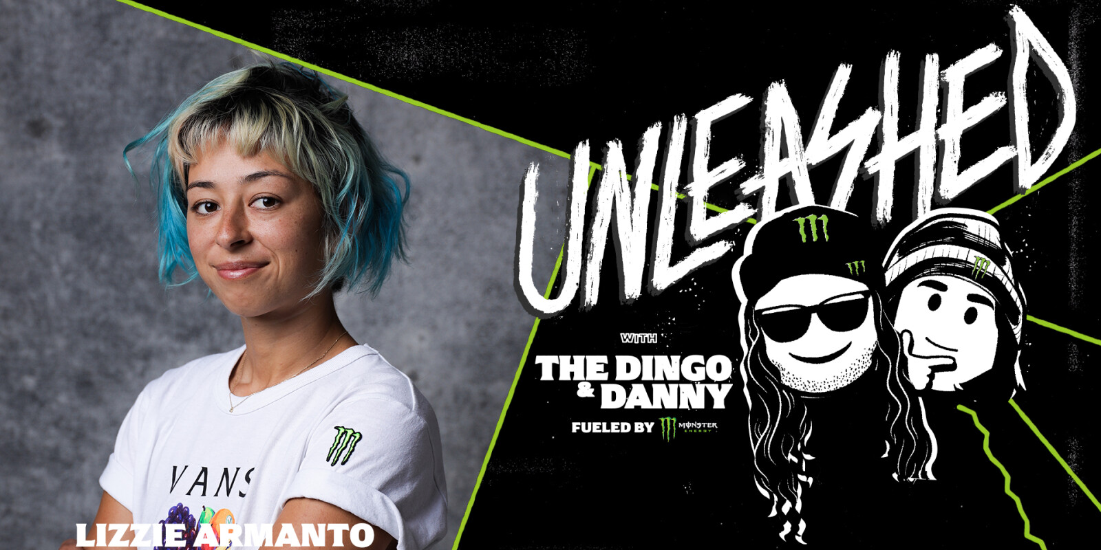 Lizzie Armanto Unleashed Podcast