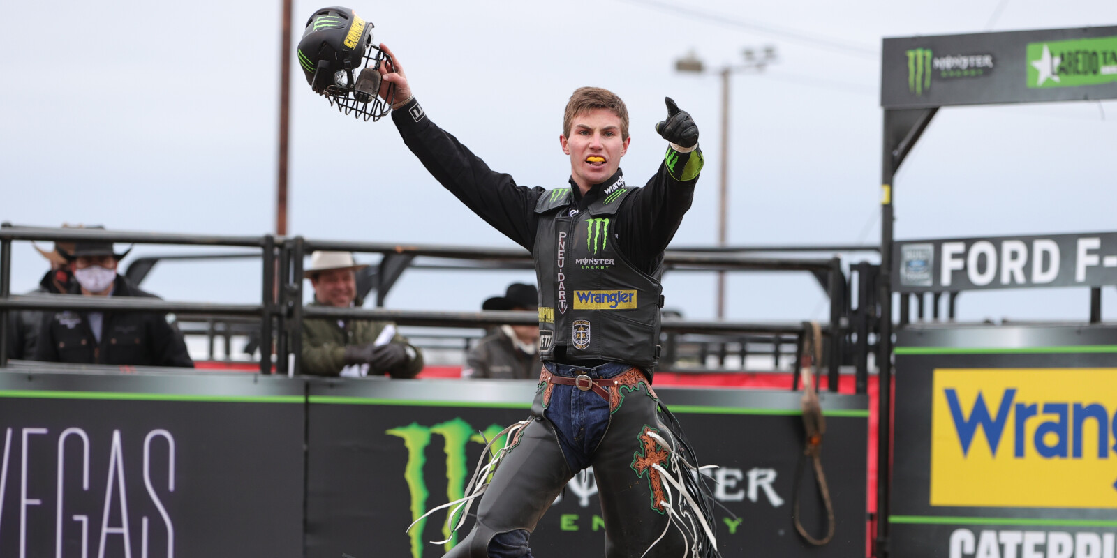 Images from the Del Rio Unleash The Beast PBR