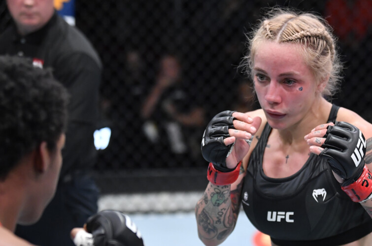 UFC Fight Night: Costa vs. Vettori was a mixed martial arts event produced by the Ultimate Fighting Championship that took place on October 23, 2021 at the UFC Apex facility in Enterprise, Nevada